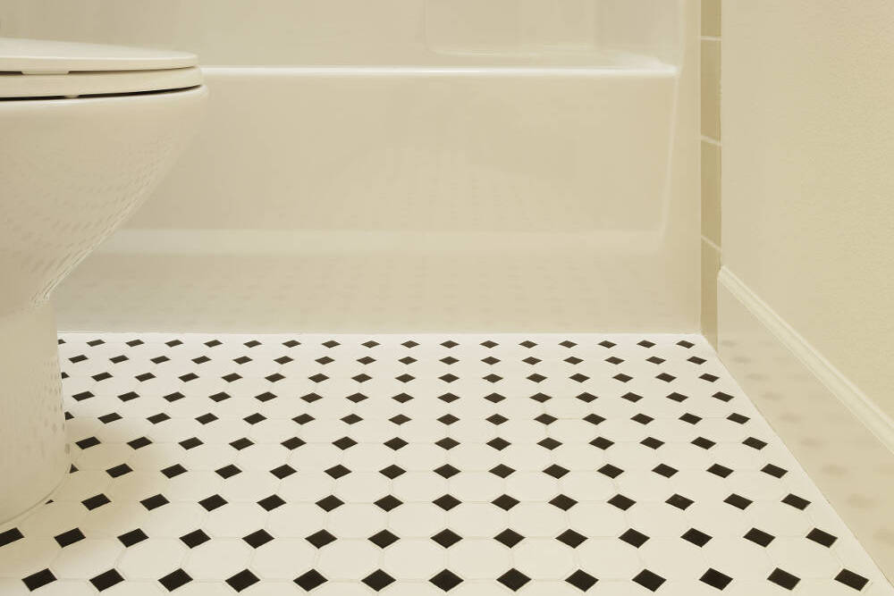 Bathroom Flooring And Wetroom Flooring In London By Cherry