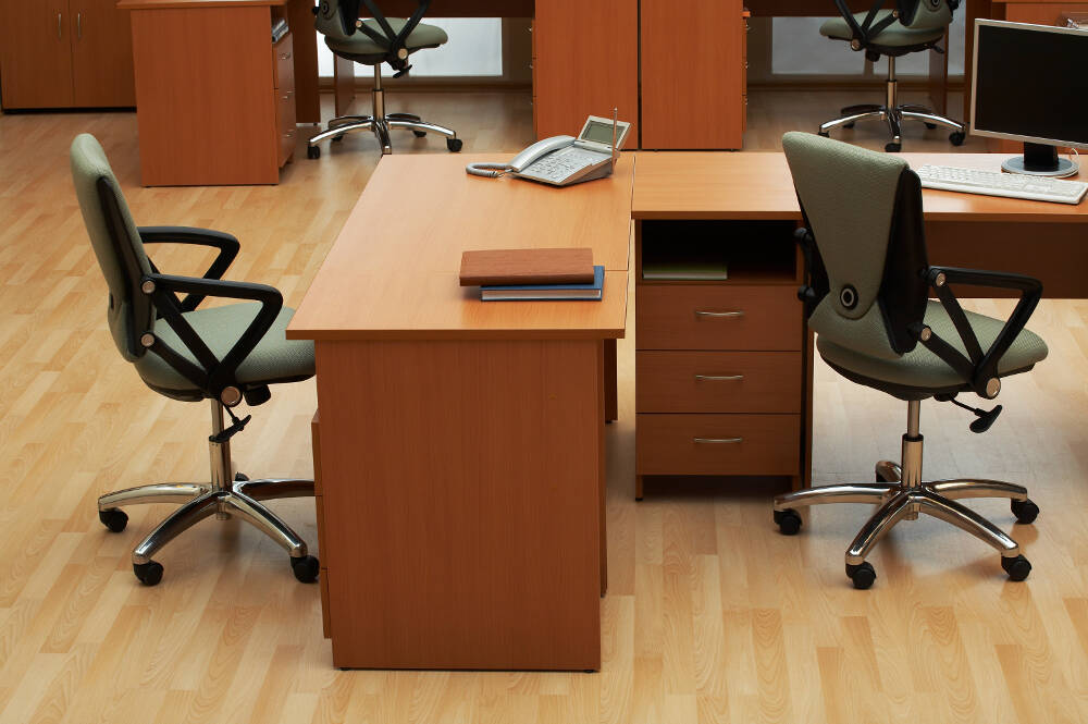 Laminate Flooring For Retail And Office Spaces In London