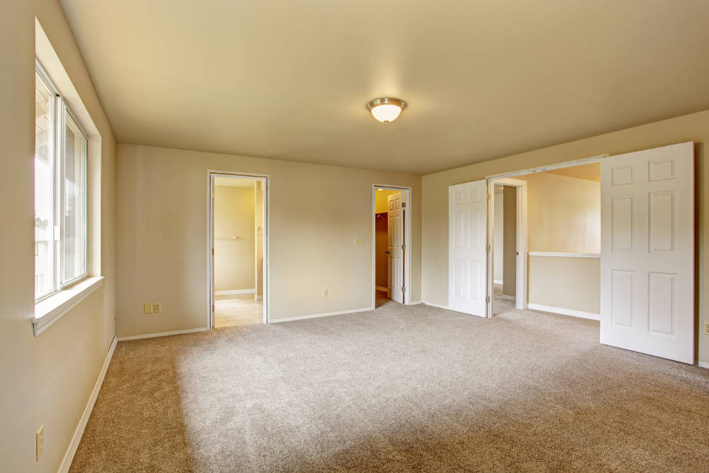 What carpet is best for a rental property cherry carpets Tile in master bedroom closet